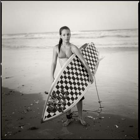 Checkered Board, South Padre Island, 2002