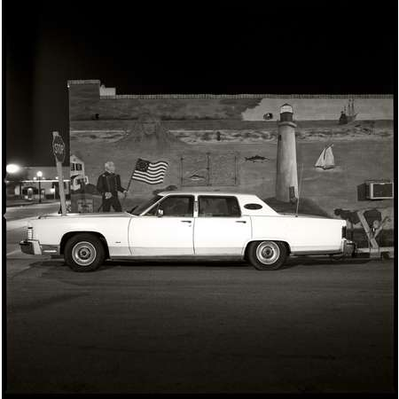 Town Car, Port Isabel, 2002
