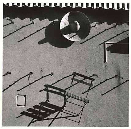 Untitled (Hat & Chair on Wall), 2006