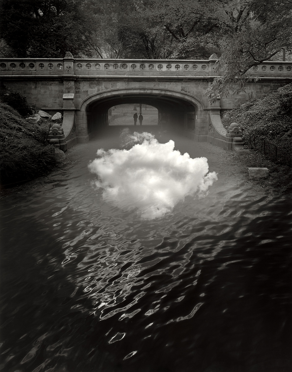 Jerry Uelsmann Then One Day Catherine Couturier Gallery