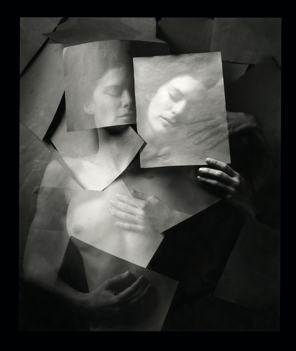 Jerry Uelsmann Undiscovered Self Catherine Couturier Gallery