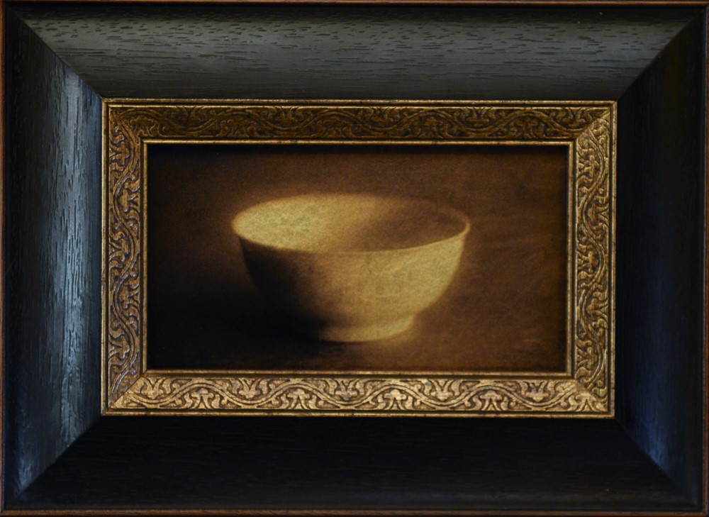 Kate Breakey, Small Chinese Bowl