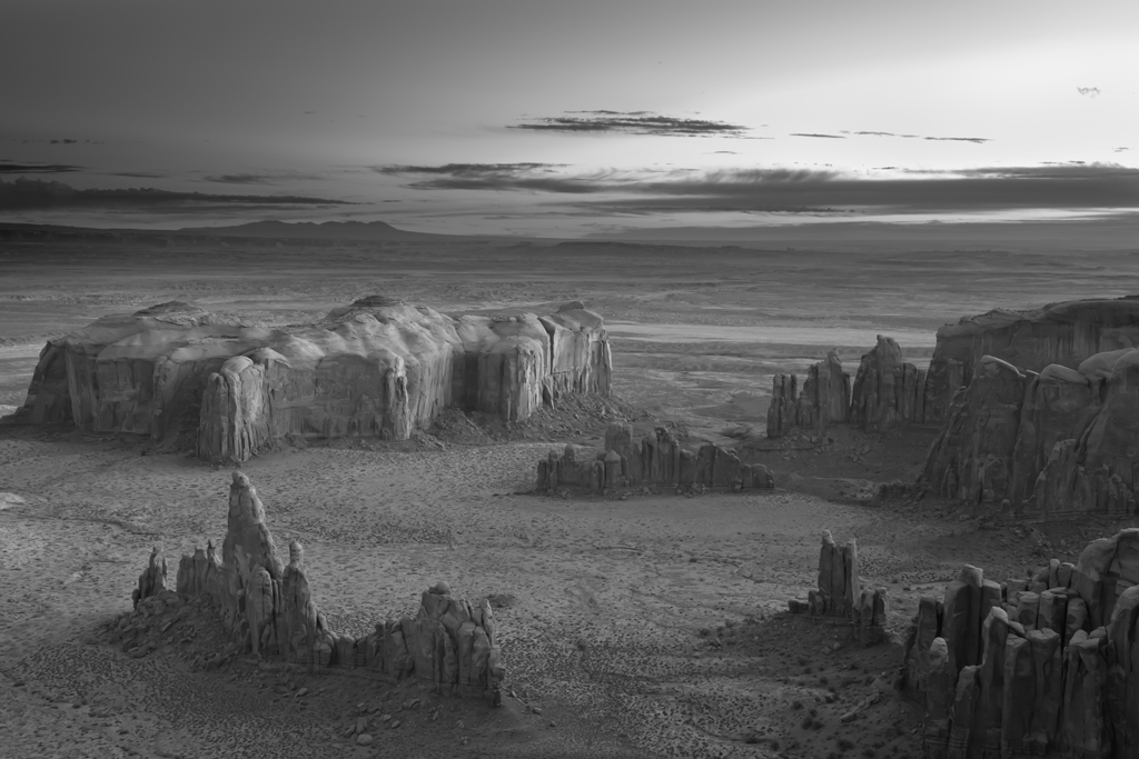 Mitch Dobrowner, Sun Over Spires