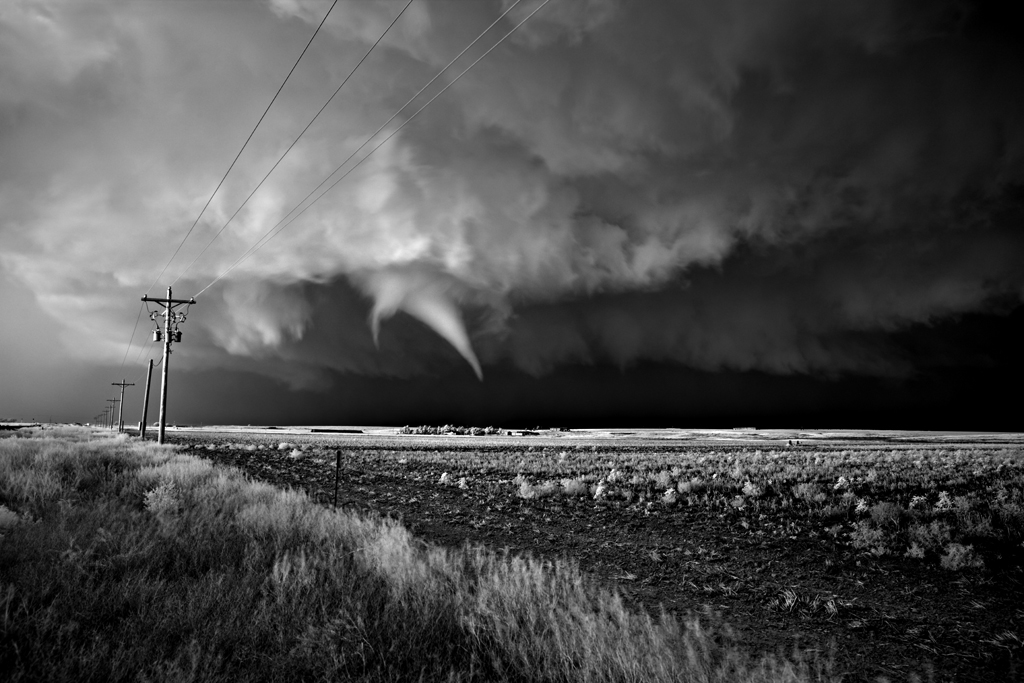 Mitch Dobrowner, Tornado over Farm