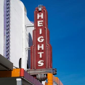 Heights Theater, 2017