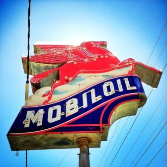 Molly Block, Texas Neon (Now Gone) Roadside Relics